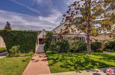Los Angeles Single Family Home For Sale: 1150 South Alfred Street