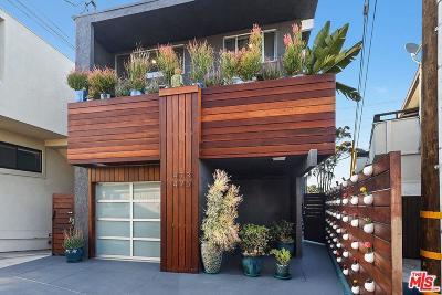 Manhattan Beach Single Family Home For Sale: 472 Rosecrans Avenue