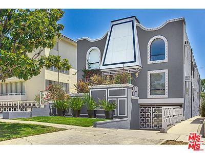 Los Angeles County Condo/Townhouse For Sale: 11906 Gorham Avenue #7