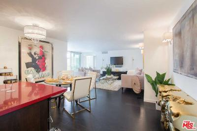 Beverly Hills Condo/Townhouse For Sale: 9950 Durant Drive #409