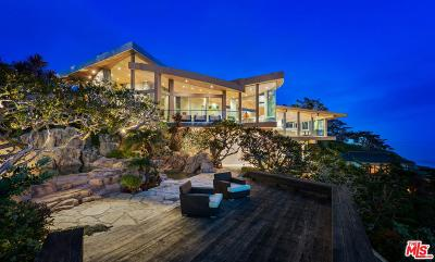 Malibu Single Family Home For Sale: Pacific Coast Highway