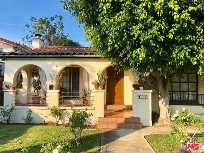Los Angeles County Single Family Home For Sale: 1936 Veteran Avenue