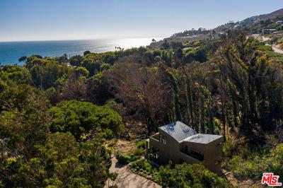 Malibu Single Family Home For Sale: 31894 Sea Level Drive