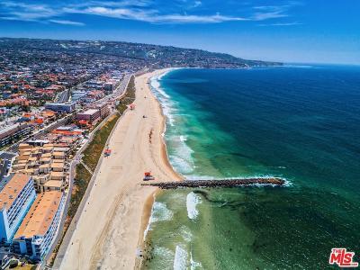 Redondo Beach Condo/Townhouse For Sale: 1729 Ruxton Lane