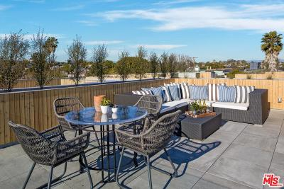 Santa Monica Condo/Townhouse For Sale: 3214 Highland Ave #2