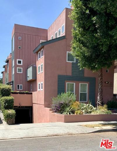 Culver City Condo/Townhouse For Sale: 3911 Tilden Avenue #D