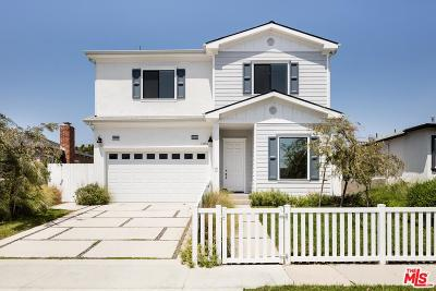 Culver City Single Family Home For Sale: 11911 Aneta Street