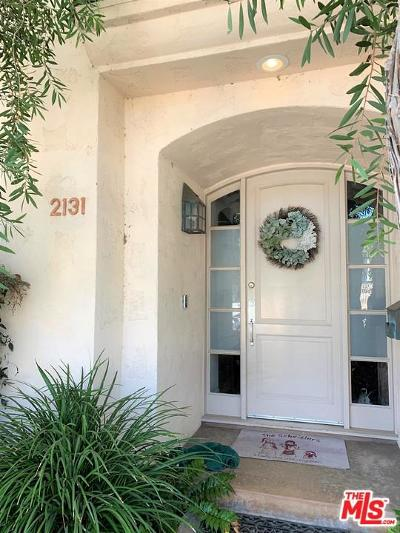 Los Angeles County Condo/Townhouse For Sale: 2131 Colby Avenue