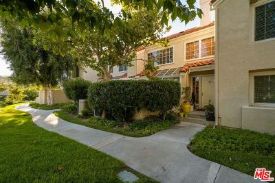 Calabasas Condo/Townhouse For Sale: 4240 Lost Hills Road #603