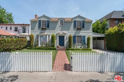Single Family Home For Sale: 624 North Highland Avenue