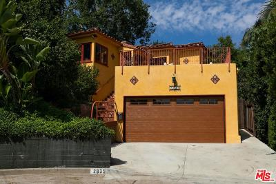Single Family Home For Sale: 2835 Shadowlawn Avenue