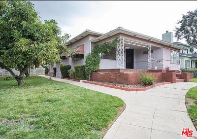 Pasadena Single Family Home For Sale: 1415 Paloma Street