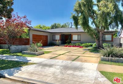 Los Angeles Single Family Home For Sale: 3329 Club Drive