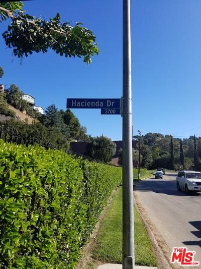 Studio City Residential Lots & Land For Sale: 3669 Coldwater Canyon