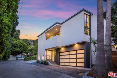 Beverly Hills Single Family Home Active Under Contract: 9834 Wanda Park Drive