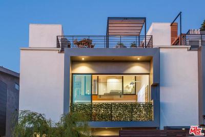 Venice Single Family Home For Sale: 2512 Wilson Avenue