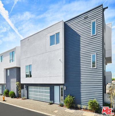 Los Angeles Condo/Townhouse For Sale: 11724 Culver #09