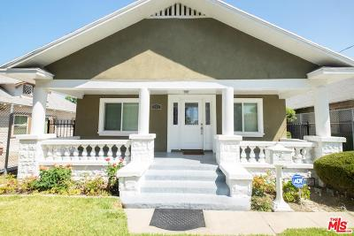 Los Angeles CA Single Family Home For Sale: $515,000