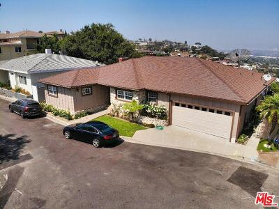 Los Angeles Single Family Home For Sale: 4213 Don Alegre Place