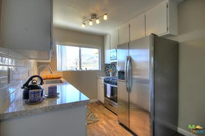 Palm Springs Condo/Townhouse Active Under Contract: 1900 South Palm Cyn Dr Drive #73