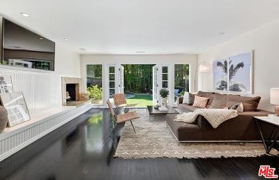 Beverly Hills Single Family Home For Sale: 2472 Benedict Canyon Drive