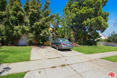 Los Angeles Single Family Home For Sale: 2568 Military Avenue