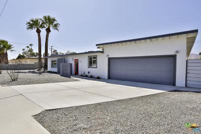Palm Springs Single Family Home For Sale: 4345 East Camino Parocela