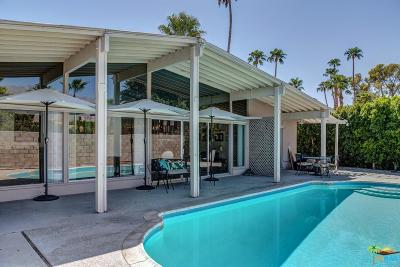 Palm Springs Single Family Home Active Under Contract: 2193 South Broadmoor Drive