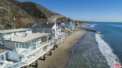 Malibu Condo/Townhouse For Sale: 19046 Pacific Coast Highway #3
