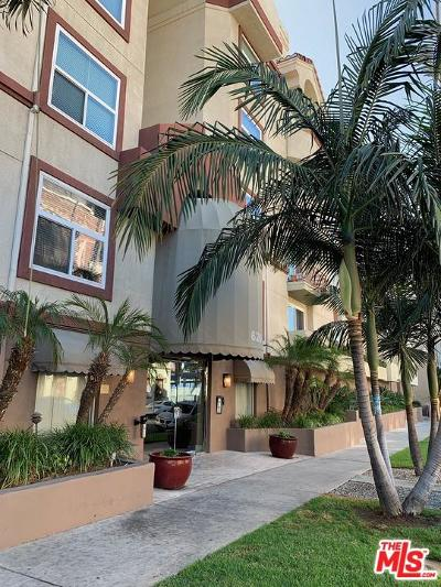 Los Angeles Condo/Townhouse For Sale: 620 South Gramercy Place #324
