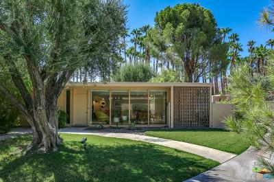 Palm Springs Condo/Townhouse For Sale: 360 Cabrillo Road #110