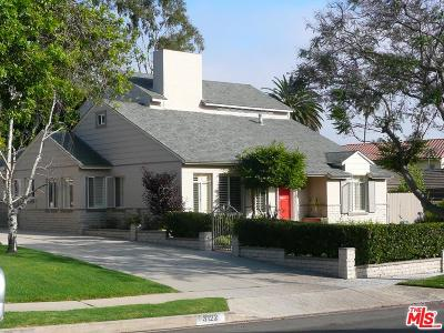 Los Angeles Single Family Home Active Under Contract: 3128 Haddington Drive