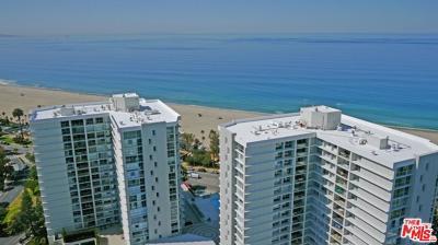 Santa Monica Condo/Townhouse For Sale: 201 Ocean Avenue #B1803