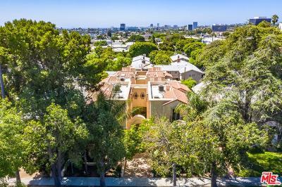 Santa Monica Condo/Townhouse Active Under Contract: 1311 Centinela Avenue #7