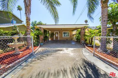 San Fernando Single Family Home For Sale: 1310 Omelveny Avenue