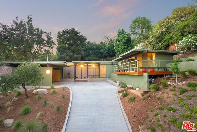 Pasadena Single Family Home For Sale: 725 Burleigh Drive