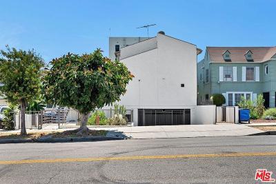 Los Angeles Condo/Townhouse For Sale: 4746 Oakwood Avenue #5