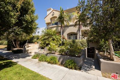 Santa Monica Condo/Townhouse For Sale: 1111 10th Street #104