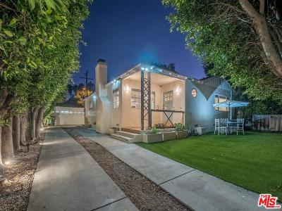 Los Angeles Single Family Home For Sale: 8762 Cadillac Avenue
