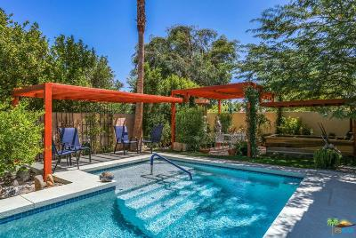 Palm Springs Single Family Home For Sale: 2184 East Powell Road