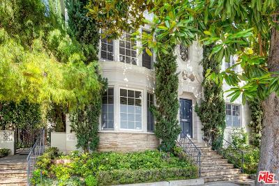 Beverly Hills Rental For Rent: 361 South Doheny Drive