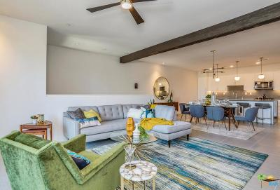 Palm Springs Condo/Townhouse Active Under Contract: 219 The Riv