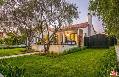 Santa Monica Single Family Home Active Under Contract: 451 16th Street