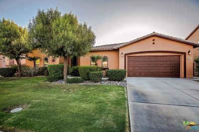 Indio Single Family Home For Sale: 41371 Butler Court