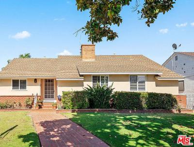 Los Angeles Single Family Home For Sale: 3170 Federal Avenue