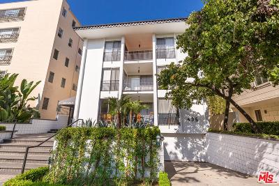 Beverly Hills Condo/Townhouse Active Under Contract: 435 North Palm Drive #301