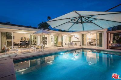 Palm Springs Single Family Home For Sale: 338 Vereda Norte