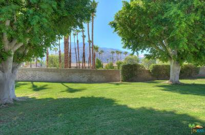 Palm Springs Condo/Townhouse For Sale: 500 South Farrell Drive #A5