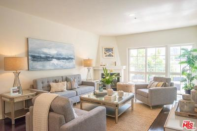 Condo/Townhouse Active Under Contract: 851 North San Vicente #311