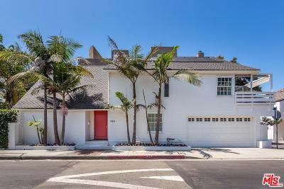 Marina Del Rey Single Family Home For Sale: 4513 Via Dolce